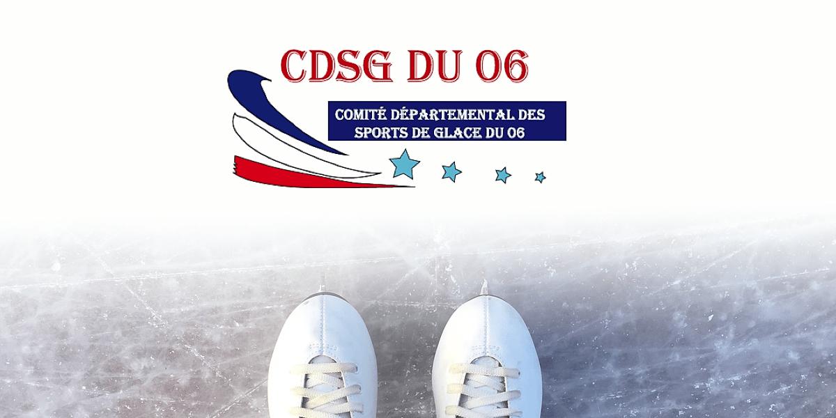 Le comité départemental 06 des sports de glace nous fait confiance.